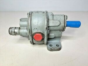 BSM- Brown & Sharpe No.2-S  Rotary Gear pump with Relief valve - NEW