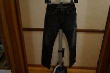 $499 Mens ROBIN'S JEAN Blue Skull Cross Japan Leather SZ 30 PREMIUM #BSD5347SIL