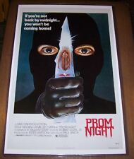 Prom Night 11X17 Horror Movie Poster