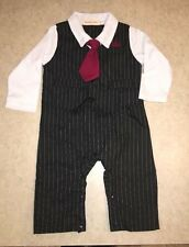 Toddler Suit With Vest