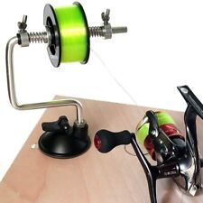 Fishing Line Reel Winder Spooler Machine Station System Spinning Casting Spool