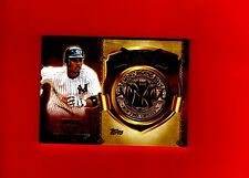 2015 TOPPS FIRST HOMERUNS MEDALLIONS #FHRM-RC ROBINSON CANO NEW YORK YANKEES