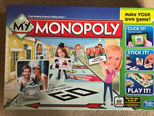 My Monopoly Hasbro Board game Excellent Condition