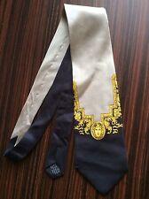 Da Uomo Designer Gianni Versace Tie NOS vintage rare fuori produzione 2