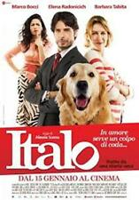 Poster ITALO Cinema Manifesto 100x140cm Prima Edizione Italia