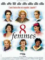 DVD 8 Femmes (2 DVD) Occasion