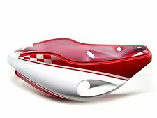Original Malaguti F15 Firefox Heck-Verkleidung / Body Cov. rot /weiß ET 06312666