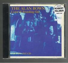 THE ALAN BOWN - LISTEN & STRETCHING OUT (2 LPS ON 1 CD)