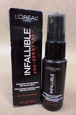 Loreal Infallible Pro Spray and Set Makeup Extender Setting Spray 1 oz Exp 03/18