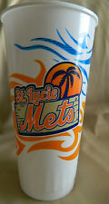 Saint Lucie Mets 2013 White 24 oz. Plastic Cup Ships FREE in US