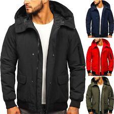 Sweatjacke Übergangsjacke Jacke Winter Basic Casual Herren BOLF 4D4 Classic