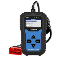 Full System Automotive Diagnostic VA OBD2 Scanner KW350
