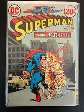 Superman 263 Higher Grade DC Comic Book CL88-101