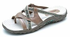 Skechers Reggae - SOUNDSTAGE Taupe Thongs Sandals Women's 8 - NEW