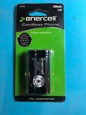 ENERCELL CORDLESS PHONE BATTERY 1500mAh 2.4V NIP 23-909