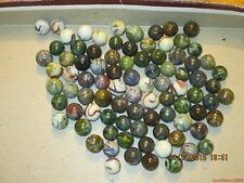 90 D.A.S Everglades Run Marbles #23 Hand signed Jar by Dave McCullough