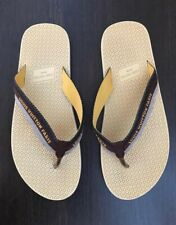Louis Vuitton Molitor cloth sandals Size  11