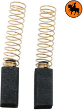 NEW Carbon Brushes BLACK & DECKER PL30 saw - 6.35x6.35x13mm