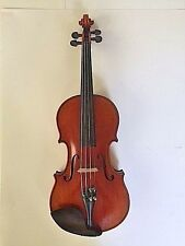 *NICE* 1920's Markneukirchen Maker / Albert Knorr Stradivari Model Violin