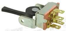 HVAC Blower Control Switch Front WVE BY NTK 1S1959