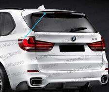 BMW X5 F15 Genuine Carbon Fibre Rear Boot Lid Trunk Spoiler M Performance
