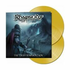 RHAPSODY OF FIRE - THE EIGHTH MOUNTAIN - GOLD - 2 LP