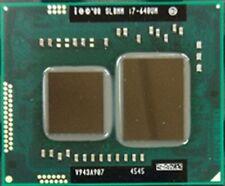 Tested original Intel BGA IC chipset I7-640UM SLBMM CPU chip