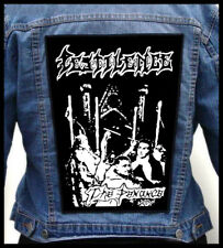 PESTILENCE - The Penance  --- Huge Jacket Back Patch Backpatch