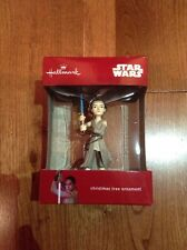 Star Was Celebration Rey Ornament Last Jedi New Rare Disney Hallmark