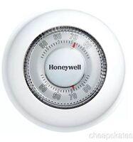 Honeywell Home/Bldg Center T87K1007 Round Heat Only Thermostat