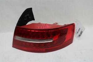 OUTER TAIL LIGHT LAMP Audi A6 S6 2009 09 2010 10 2011 11 Right 1072553