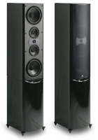 Atlantic Technology 350 THX 5.1 Speakers Home Theater System (4) Stands + Manual