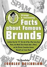 Dr Knowledge Presents: Strange & Fascinating Facts About Famous Brands - Accepta
