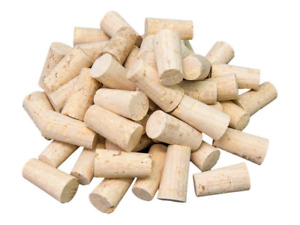 30 Tapered Wine Corks 17mm - 21mm Taper 30mm Long Young's Brew