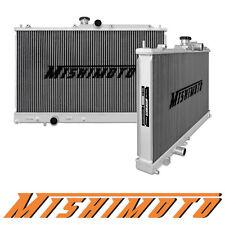 Mishimoto Full Size Aluminum Radiator - Mitsubishi EVO 7 8 9 VII IX MMRAD-EVO-01