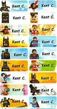 Personalized Waterproof Name label sticker, Lego Qty20 Large