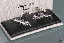 Novelty Cufflinks - Saxophone Design *Boxed* Gift NEW