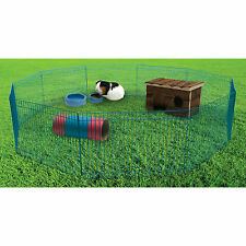 Living World Critter Guinea Pig Hamster Gerbil Mice Mouse 10 Panel Playpen