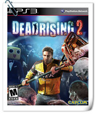 PS3 DEAD RISING 2 Sony PlayStation Action Adventure Games Capcom