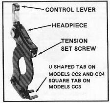 "NEP CC-3 Cruise Control/Throttle Lock (Fits: many OLD Honda w/ 7/8"" handlebars)"