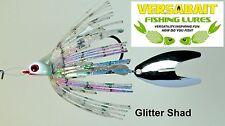 6 Versabait 1/4oz all 6 colors Jig Spinnerbait Fishing Lures