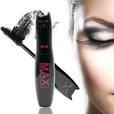 Women Fashion Waterproof Thick Lashes Mascara Lashes Makeup Tool