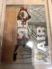 1993-94 Fleer Ultra Famous Nicknames #7 Michael Jordan AIR