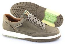 Men's MEPHISTO 'Mick' Camel Brown Sportsbuck Sneakers Size US 11.5 EUR 11