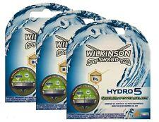 12 Wilkinson Sword Hydro 5 Groomer Power Select Rasierklingen 3 x 4er Pack