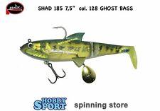 MOLIX  SHAD 185 7,5'' col 128 GHOST BASS GR 100
