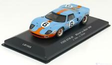 1:43 Ixo Ford GT40 Winner Le Mans 1969 Ickx/Oliver