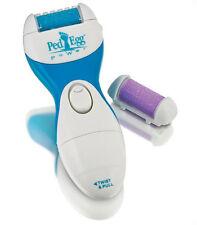 Electric Pedicure Kit Foot Care File Hard Dead/Dry Cuticle Skin Callus Remover
