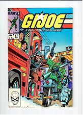 Marvel G.I. JOE #17 1983 FN Vintage Comic