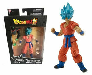 Bandai Dragon Ball Stars Action Figure Wave Series 3 Super Saiyan Blue Goku